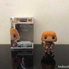 Figuras Masters del Universo: FUNKO POP HE-MAN BATTLE ARMOR - MASTERS OF THE UNIVERSE - FUNKO! POP 562. Lote 267057579