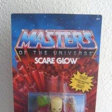 Figuras Os Masters do Universo: SCARE GLOW MASTERS DEL UNIVERSO (MOTU) ORIGINS FIGURA DE ACCION RARA. Lote 257453655