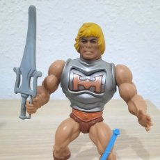 Figure Masters del Universo: HEMAN ARMADURA DE COMBATE MATTEL FRANCE 1981.1983. Lote 268890984