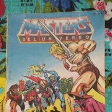 Figuras Masters del Universo: MINI CÓMIC MASTERS DEL UNIVERSO HORDAK LA VENGANZA 1987. Lote 269069143