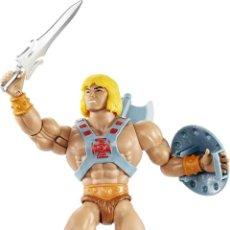 Figuras Os Masters do Universo: HE-MAN FIGURA 14 CM MASTERS OF THE UNIVERSE ORIGINS. Lote 269476313