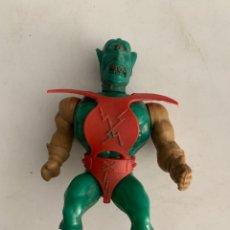 Figuras Masters del Universo: MUÑECO FIGURA MASTERS DEL UNIVERSO BOOTLEG MOTU GUERREROS DEL ESPACIO FAR MEN. Lote 270534383