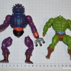 Figuras Masters del Universo: LOTE 36 - VINTAGE / FIGURAS DE ACCIÓN / PIEZAS / ACCESORIOS - MASTERS DEL UNIVERSO / HE-MAN - ¡MIRA!. Lote 270883813