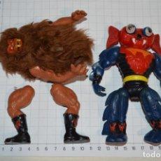 Figuras Masters del Universo: LOTE 38 - VINTAGE / FIGURAS DE ACCIÓN / PIEZAS / ACCESORIOS - MASTERS DEL UNIVERSO / HE-MAN - ¡MIRA!. Lote 271364298