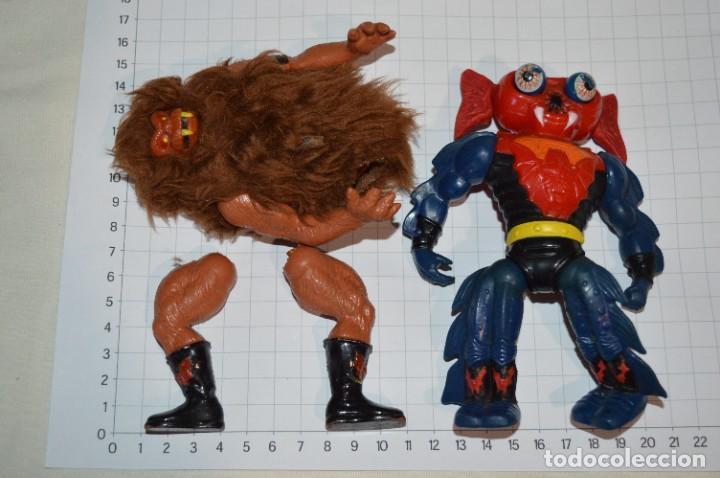 Figuras Masters del Universo: Lote 38 - Vintage / FIGURAS de ACCIÓN / PIEZAS / ACCESORIOS - MASTERS DEL UNIVERSO / He-Man - ¡Mira! - Foto 2 - 271364298