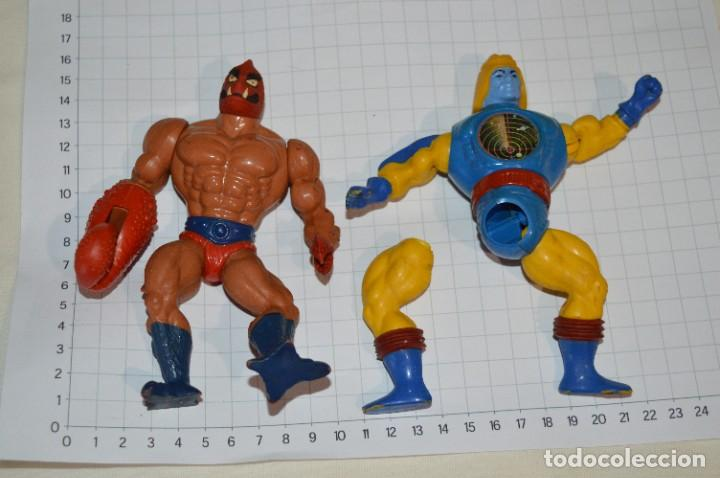 LOTE 41 - VINTAGE / FIGURAS DE ACCIÓN / PIEZAS / ACCESORIOS - MASTERS DEL UNIVERSO / HE-MAN - ¡MIRA! (Juguetes - Figuras de Acción - Master del Universo)