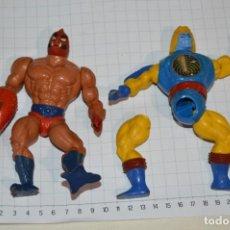 Figuras Masters del Universo: LOTE 41 - VINTAGE / FIGURAS DE ACCIÓN / PIEZAS / ACCESORIOS - MASTERS DEL UNIVERSO / HE-MAN - ¡MIRA!. Lote 271372483