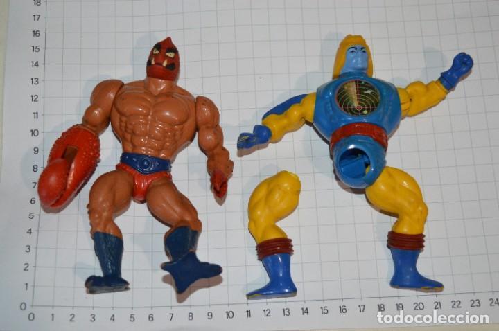 Figuras Masters del Universo: Lote 41 - Vintage / FIGURAS de ACCIÓN / PIEZAS / ACCESORIOS - MASTERS DEL UNIVERSO / He-Man - ¡Mira! - Foto 2 - 271372483