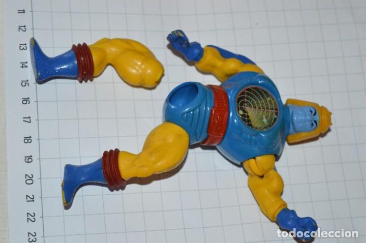 Figuras Masters del Universo: Lote 41 - Vintage / FIGURAS de ACCIÓN / PIEZAS / ACCESORIOS - MASTERS DEL UNIVERSO / He-Man - ¡Mira! - Foto 14 - 271372483