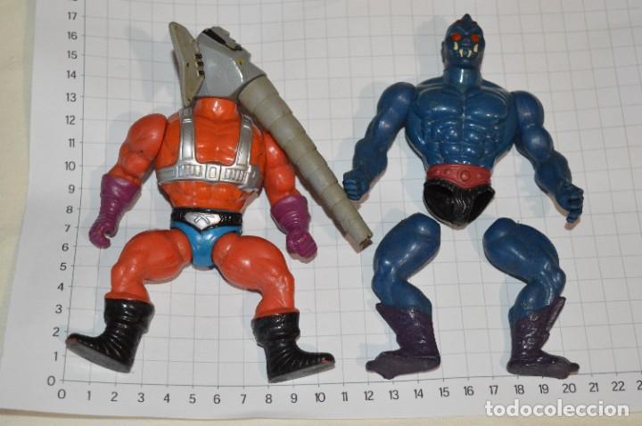 LOTE 42 - VINTAGE / FIGURAS DE ACCIÓN / PIEZAS / ACCESORIOS - MASTERS DEL UNIVERSO / HE-MAN - ¡MIRA! (Juguetes - Figuras de Acción - Master del Universo)