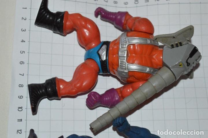 Figuras Masters del Universo: Lote 42 - Vintage / FIGURAS de ACCIÓN / PIEZAS / ACCESORIOS - MASTERS DEL UNIVERSO / He-Man - ¡Mira! - Foto 2 - 271376313