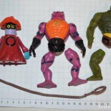 Figurines Maîtres de l'Univers: LOTE 43 - VINTAGE / FIGURAS DE ACCIÓN / PIEZAS / ACCESORIOS - MASTERS DEL UNIVERSO / HE-MAN - ¡MIRA!. Lote 271380453