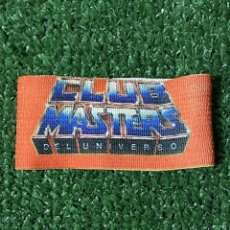 Figuras Masters del Universo: MUÑEQUERA CLUB MASTERS DEL UNIVERSO. MOTU ESPAÑA SPAIN. Lote 271539788