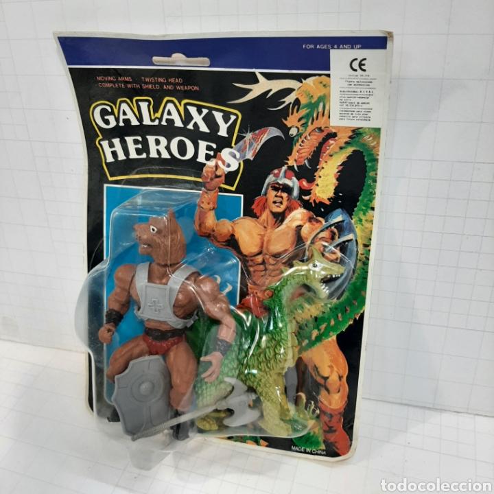 Figuras Masters del Universo: Galaxy heroes bootleg knockoff no juyba - Foto 3 - 271989578