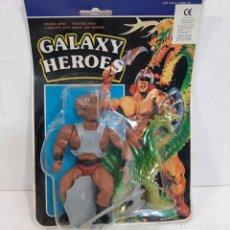 Figuras Masters del Universo: GALAXY HEROES BOOTLEG KNOCKOFF NO JUYBA. Lote 271989578