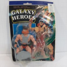 Figuras Masters del Universo: GALAXY HEROES BOOTLEG KNOCKOFF NO JUYBA. Lote 271990558