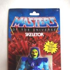 Figuras Masters del Universo: SKELETOR MUÑECO MATTEL 2020 REEDICIÓN SIN ABRIR - ULISESS37. Lote 274210823