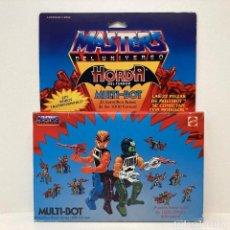Figurines Maîtres de l'Univers: MATTEL MOTU MASTERS DEL UNIVERSO HORDA DEL TERROR MULTI-BOT MASTERS OF THE UNIVERSE. AÑO 1.987.. Lote 275276828