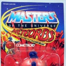 Figuras Masters del Universo: MASTERS DEL UNIVERSO, METEORBS-COMETROID, MATTEL, AÑO 1985, MOTU, NUNCA ABIERTO. Lote 276389453