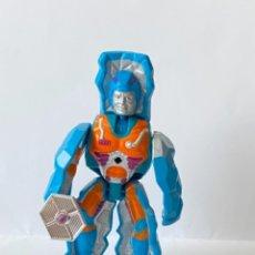 Figuras Masters del Universo: ROKKON MOTU MASTERS DEL UNIVERSO MASTER HE MAN LOT VINTAGE COMPLETO STONE. Lote 277188328