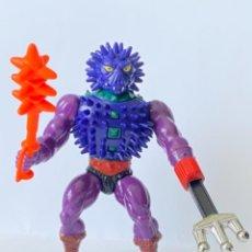 Figuras Masters del Universo: SPIKOR MOTU MASTERS DEL UNIVERSO MASTER HE MAN LOT VINTAGE COMPLETO. Lote 277196823