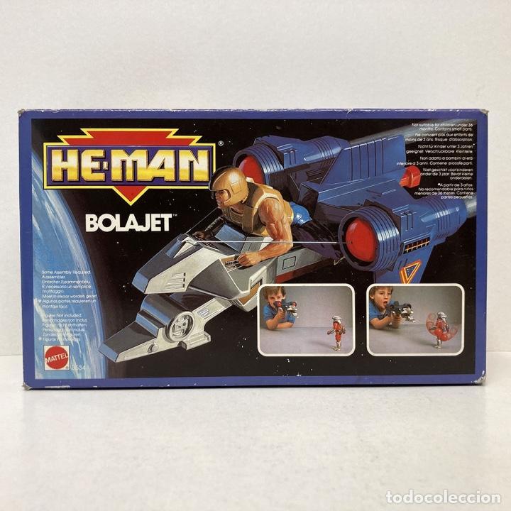 MATTEL HE-MAN BOLAJET. NEW ADVENTURES OF HE-MAN MOTU. AÑO 1.990. NUEVO. (Juguetes - Figuras de Acción - Master del Universo)