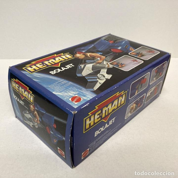 Figuras Masters del Universo: Mattel HE-MAN Bolajet. New Adventures of He-Man MOTU. Año 1.990. Nuevo. - Foto 2 - 277758728