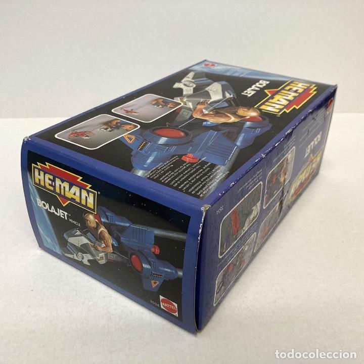 Figuras Masters del Universo: Mattel HE-MAN Bolajet. New Adventures of He-Man MOTU. Año 1.990. Nuevo. - Foto 3 - 277758728