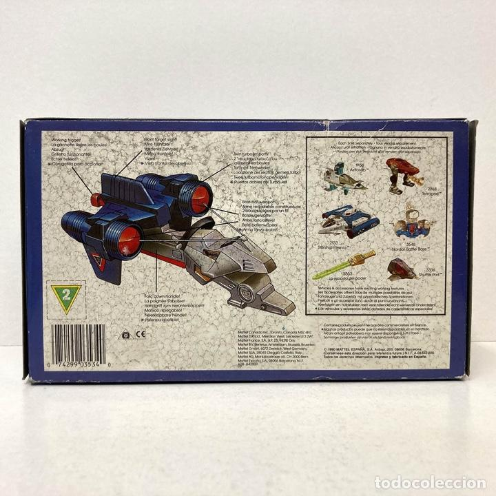 Figuras Masters del Universo: Mattel HE-MAN Bolajet. New Adventures of He-Man MOTU. Año 1.990. Nuevo. - Foto 4 - 277758728