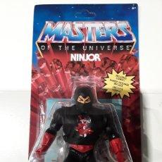 Figuras Masters del Universo: FIGURA NINJOR MASTERS DEL UNIVERSO ORIGINS MATTEL. Lote 278272133