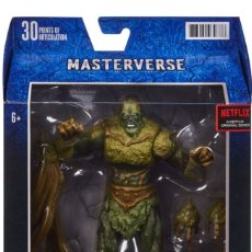 Figuras Masters del Universo: MOSS MAN REVELATIONS MASTERS OF THE UNIVERSE. Lote 278451413