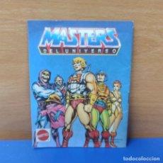 Figuras Os Masters do Universo: CATALOGO MASTERS DEL UNIVERSO - MATTEL 1987. Lote 283800223