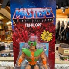 Figuras Masters del Universo: FIGURA O MUÑECO TRI-KLOPS DE HE-MAN Y LOS MASTERS DEL UNIVERSO. Lote 286006968