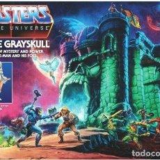 Figuras Masters del Universo: CASTLE GRAYSKULL MASTERS OF THE UNIVERSE ORIGINS MATTEL HE-MAN. Lote 287799738