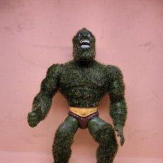 Figuras Masters del Universo: MOTU MOSS MAN (MOSS-MAN) 1984 MALAYSIA MATTEL COMPLETO. Lote 287823053