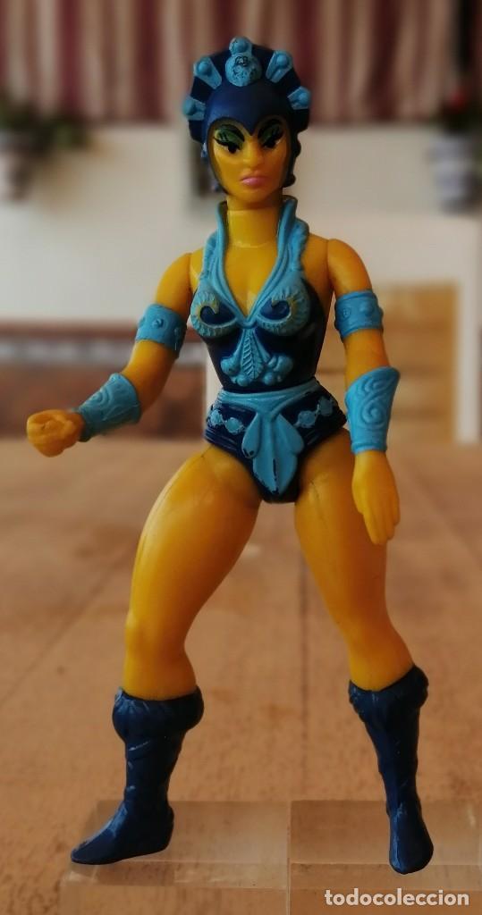 Figuras Masters del Universo: Figura Evil-Lyn, Master del Universo, MOTU - Foto 2 - 288168203