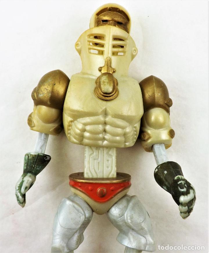 Figuras Masters del Universo: Masters del Universo original Motu Extendar by Mattel 1985 - Foto 4 - 288482753