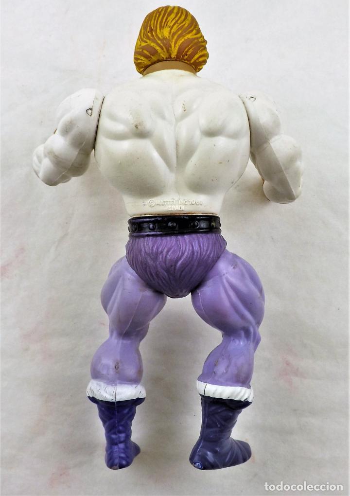 Figuras Masters del Universo: Masters del Universo original Motu Prince Adam by Mattel Spain 1981 - Foto 3 - 288483208