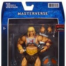 Figuras Masters del Universo: HE-MAN CLASSIC FIGURA 18 CM MASTERS OF THE UNIVERSE REVELATION. Lote 288719823