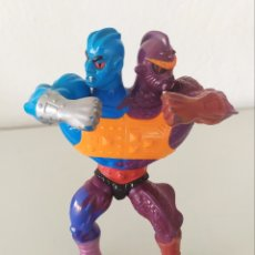 Figuras Masters del Universo: TWO BAD MASTERS UNIVERSO MOTU HE-MAN SKELETOR FIGURA ACCIÓN MUÑECO. Lote 289380108