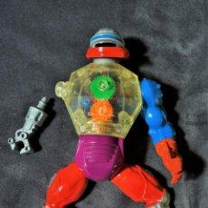 Figuras Masters del Universo: MOTU MASTERS DEL UNIVERSO MATTEL TROZOS FIGURA ROBOTO. Lote 289597223