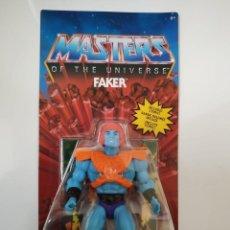 Figuras Masters del Universo: FAKER ORIGINS MATTEL MASTERS DEL UNIVERSO HEMAN MOTU HE-MAN. Lote 289727588