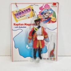 Figuras Masters del Universo: BOOTLEG GARFIO PETER PAN ,NO JUYBA NO FAR MEN, KNOCKOFF. Lote 292080778