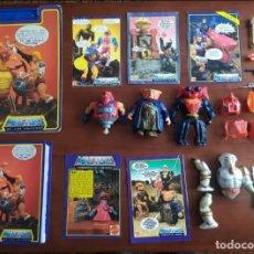 Figuras Masters del Universo: LOTE MASTERS DEL UNIVERSO, ORIGINAL MATTEL, MOTU. Lote 294380603