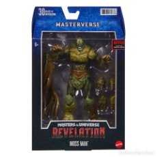 Figuras Masters del Universo: FIGURA MOSS MAN 18 CM - MASTERS OF THE UNIVERSE REVELATION MASTERVERSE - MATTEL. Lote 294436953