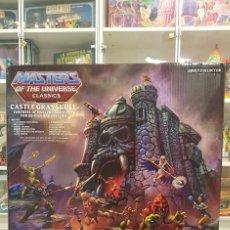Figuras Masters del Universo: MASTERS OF THE UNIVERSE CLASSIC MOTUC CASTLE OF GRAYSKULL, CASTILLO DE GRAYSKULL - BRUTAL!!!. Lote 295049878