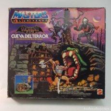 Figuras Masters del Universo: MASTERS DEL UNIVERSO CUEVA DEL TERROR MATTEL SPAIN MOTU 1986. Lote 295417163