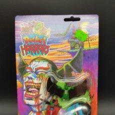 Figuras Masters del Universo: POCKET HORRORS BOOTLEG POLLY POCKET MASTERS OF THE UNIVERSE MOTU KO KELTON. Lote 295505258