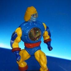 Figuras Masters del Universo: MOTU. MATTEL 1984 FRANCE. SY-KLONE. SIN COMPLEMENTOS. MOVIMIENTO OK. Lote 296684118