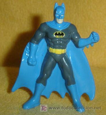 Superman Figura Rara Premium Batman ArgenDc Comics dCBoxe